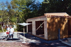 Custom Sheds Built On-Site 1