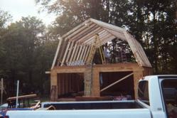 Custom Sheds Built On-Site 3