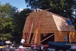 Custom Sheds Built On-Site 5