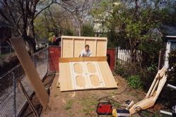 Custom Sheds Built On-Site 7